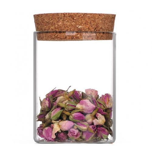 透明花瓶软木塞