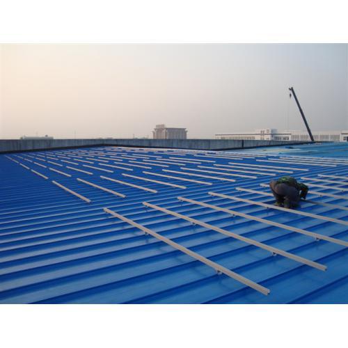 彩钢屋顶光伏支架系统