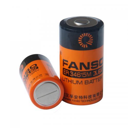 锂亚柱式电池