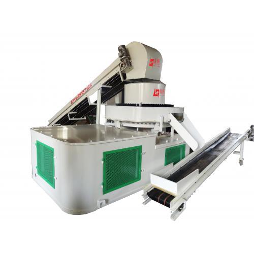 减速机式玉米秸秆压块机