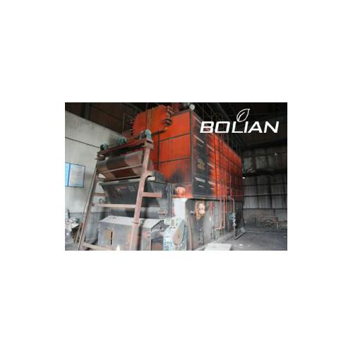 6吨燃煤热水锅炉改造生物质锅炉