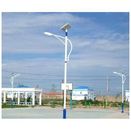 锂电12v系统供电太阳能路灯