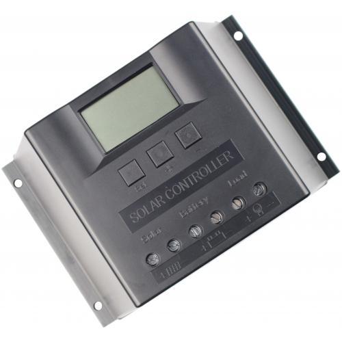 40A24v太阳能发电系统充放电控制器