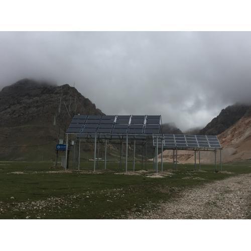 通信基站太阳能离网供电系统