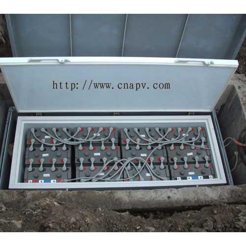 蓄电池防水直埋箱