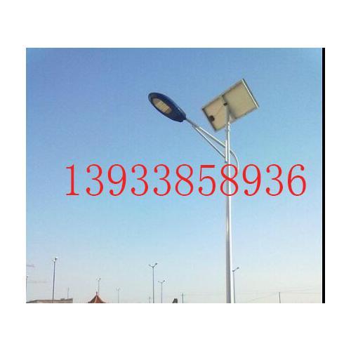 胶体太阳能6米路灯