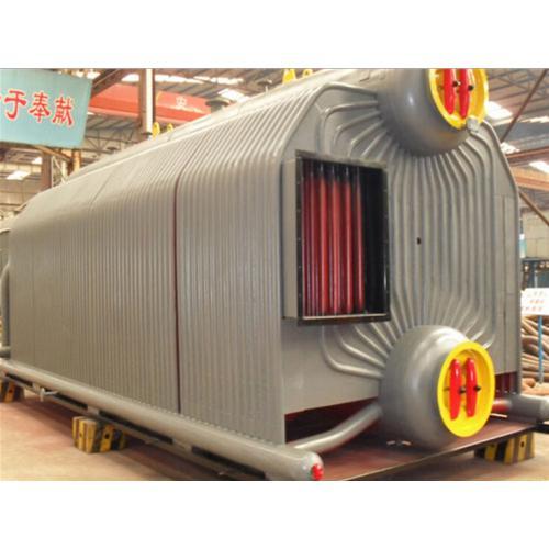 组装生物质锅炉