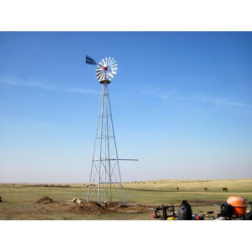 风能抽水风车成套设备