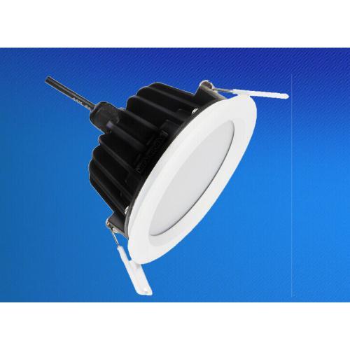 2.5寸IP65天花灯外壳套件