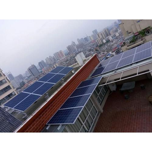农村分布式光伏发电系统5KW