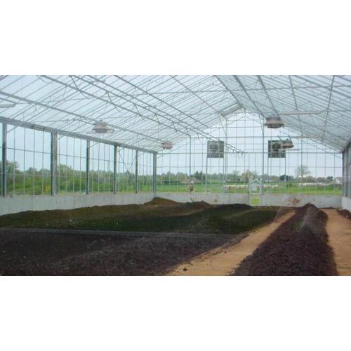 太阳能污泥干燥设备