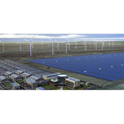 大型风光电站储能系统