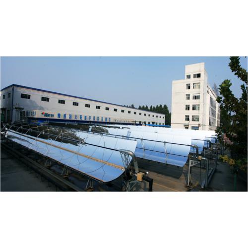 山东奇威特供应槽式太阳能集热器
