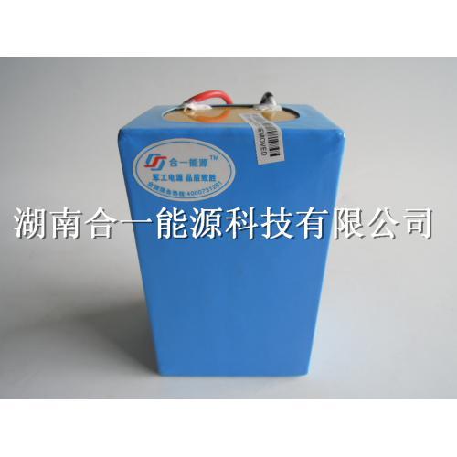 低温动力锂电池