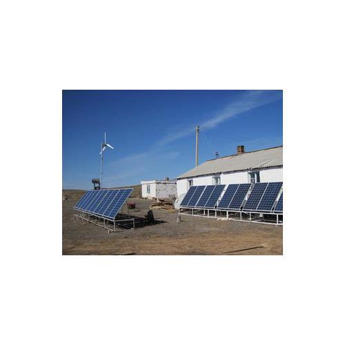 风光互补发电系统小型