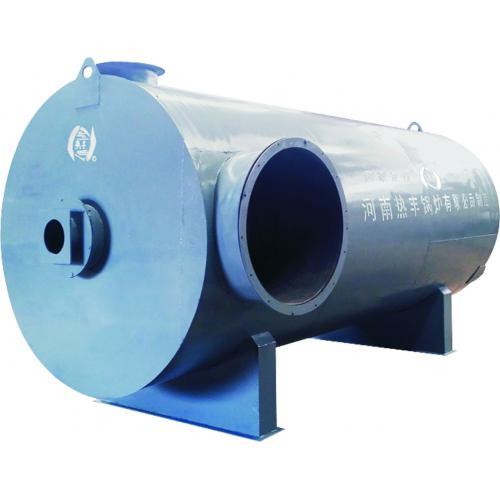列燃油(气)热风炉