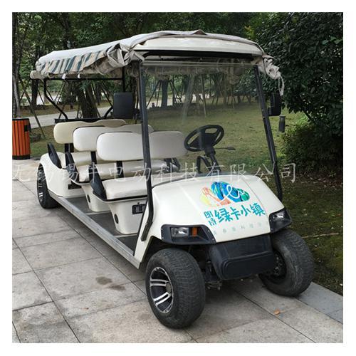 6座電動高爾夫球車