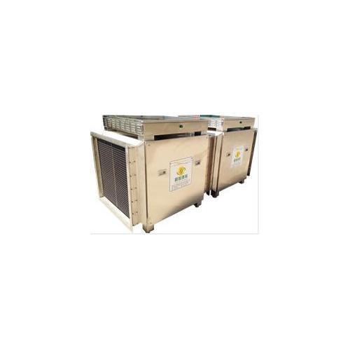 半導體電子材料廠廢氣凈化設備光催化氧化