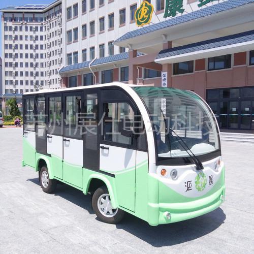 14座电动景区观光车