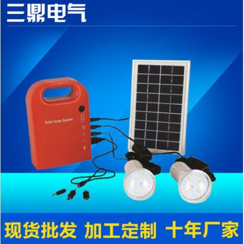 小型智能太阳能发电系统
