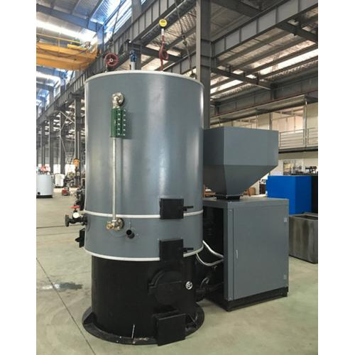 500公斤天然气蒸汽发生器免检锅炉