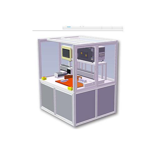 自动化动力电池焊接生产线