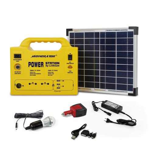 20Ah家用太阳能发电机储能系统户外移动电源