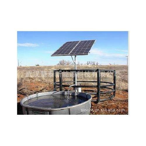 太阳能光伏提水系统