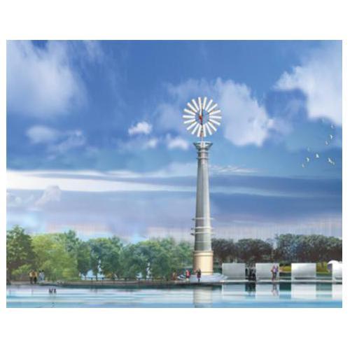 风轮直径2.6米风力提水机