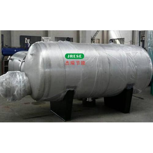 RV-03系列卧式优发国际容积式水加热器