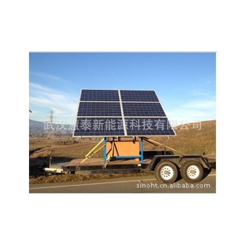 太阳能光伏发电提水系统