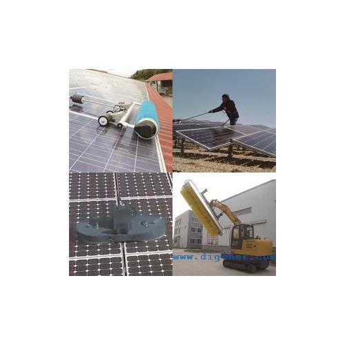 太阳能电站清洗服务