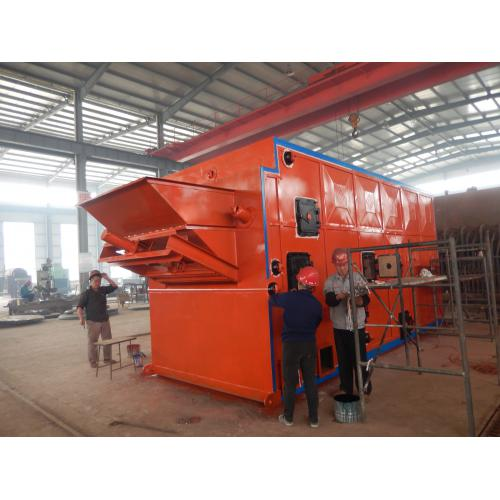2吨生物质热水锅炉改造项目