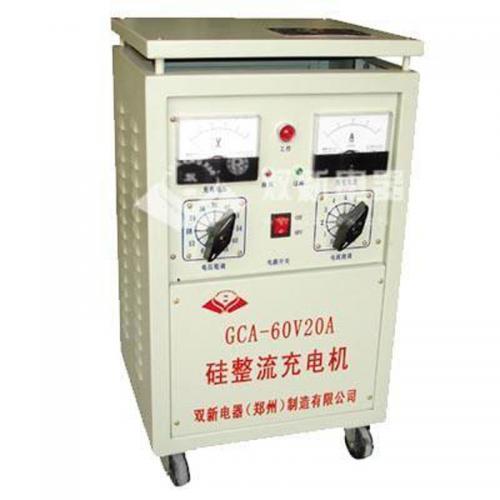 60V20A柜式硅整流充电机