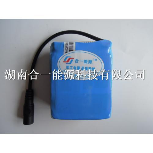 矿用锂离子电池组