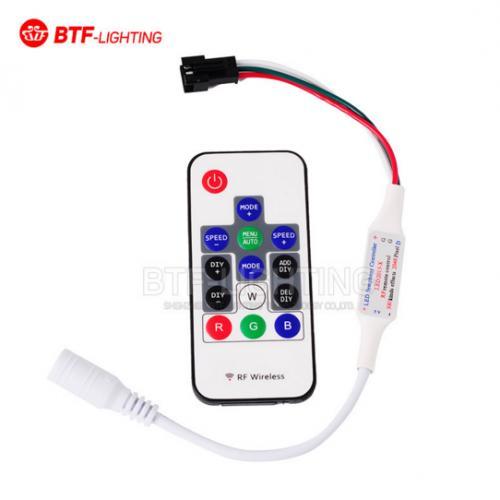 LED迷你无线幻彩控制器