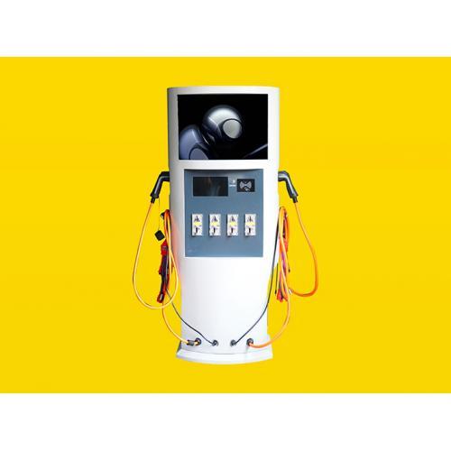 交直流智能混充电动汽车充电站A1