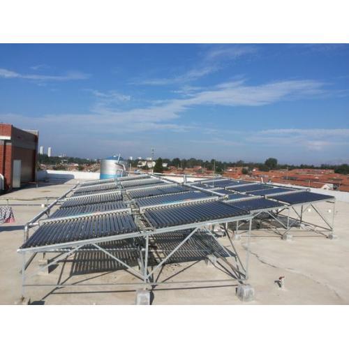 太阳能高温热水系统