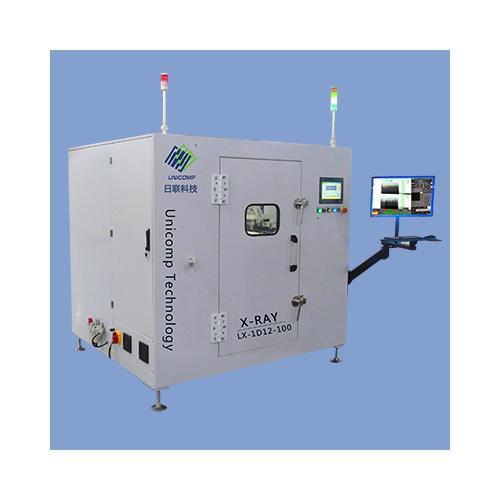 动力叠片电池X-RAY在线检测机