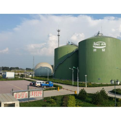 沼氣發電 生物天然氣項目