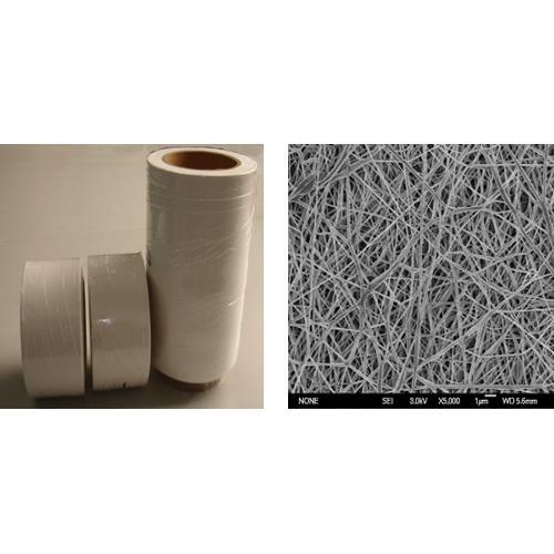 纳米纤维锂动力电池隔膜