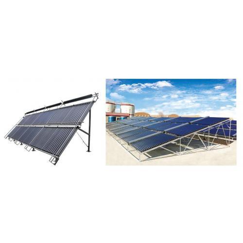 太阳能集中供热工程