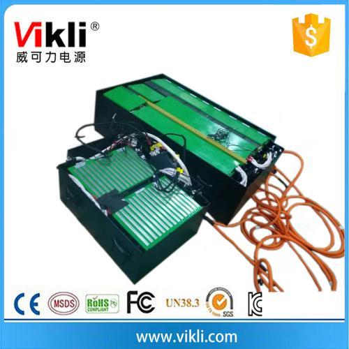 动力汽车96V300AH磷酸铁锂电池