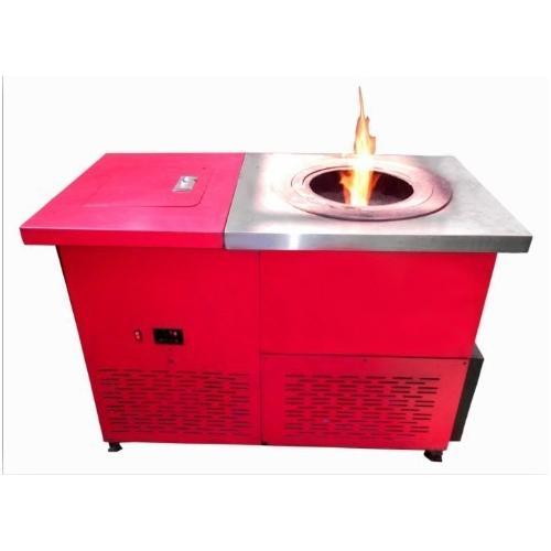 生物质炉具
