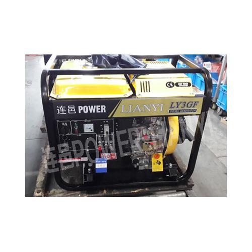 3KW柴油發電機
