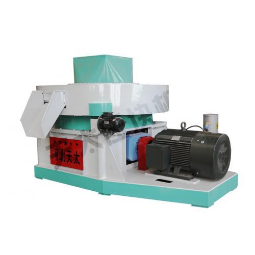 秸秆电厂专用大型秸秆压块设备压块、颗粒一体机