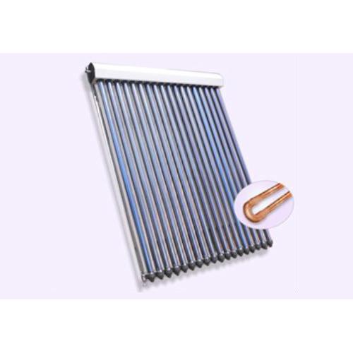 58双玻璃U形管集热器