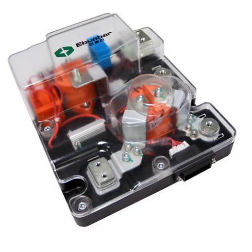 新能源汽车电池保护盒