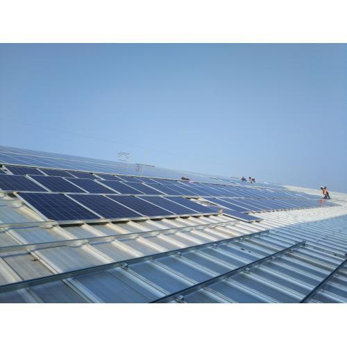 居民屋顶5KW分布式光伏发电并网电站