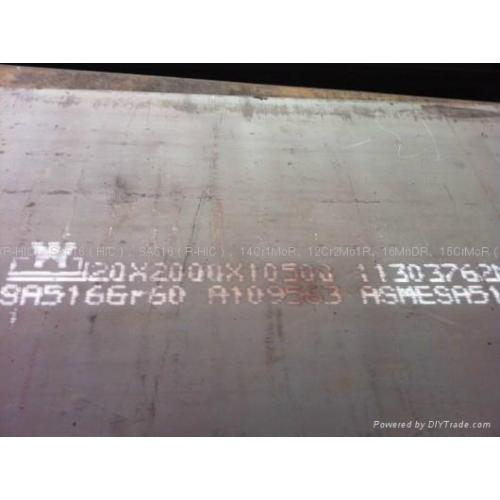 低温压力容器用钢板